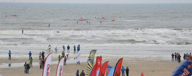 Battle of the Coast SUP Race 2014