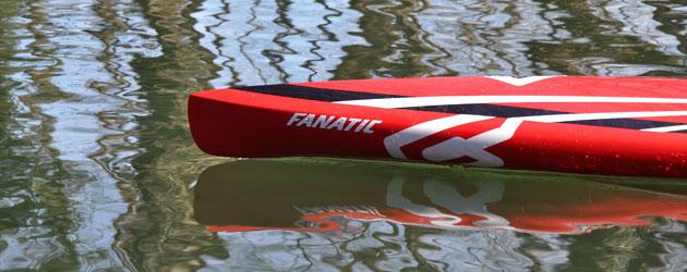 Fanatic Fly Race Carbon Race Board