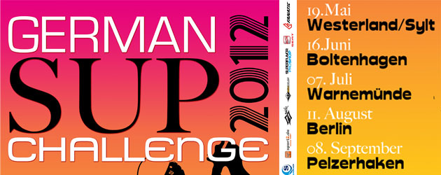 German SUP Challenge 2012