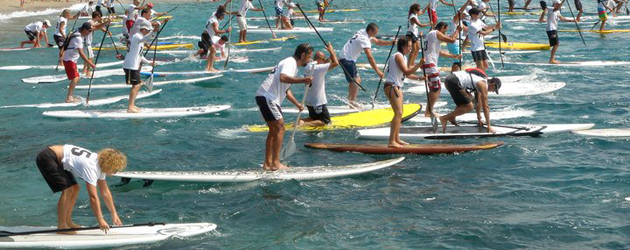 King of the Island SUP Race, Bergeggi
