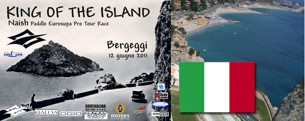 King of the Island SUP Race Italy