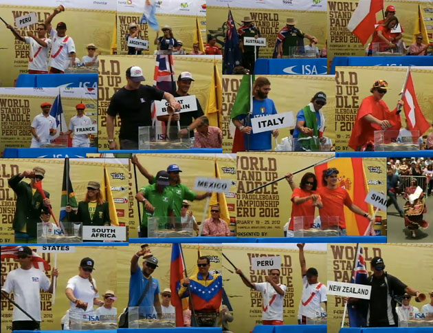 ISA World SUP and Paddleboard Championships