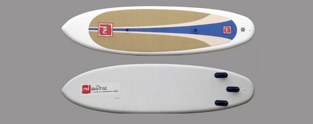 Redpaddleco Inflatable Stand Up Paddle Board