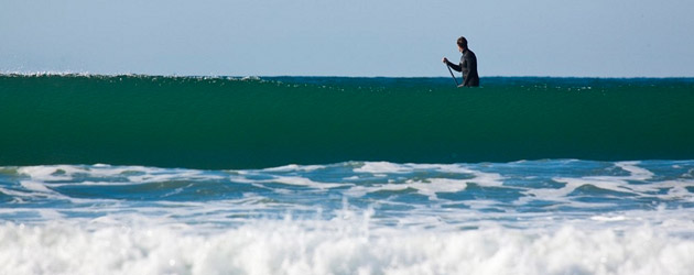 Stand Up Paddling (Rob Casey)