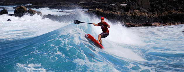 SUP safety tips for salt water