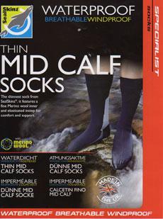 Sealskinz wasserdichte Socken