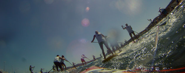 SUP Race Cup St. Maxime