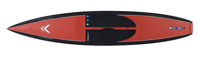Tahoe Thunderbird Race Board
