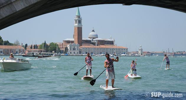 Venice SUP Parade