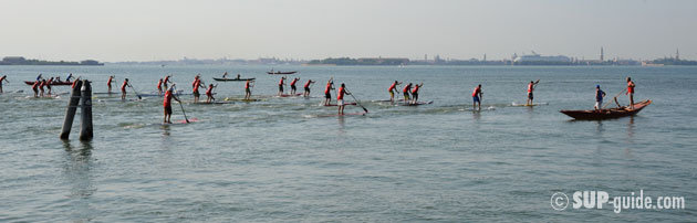 Venice Long Distance SUP Race